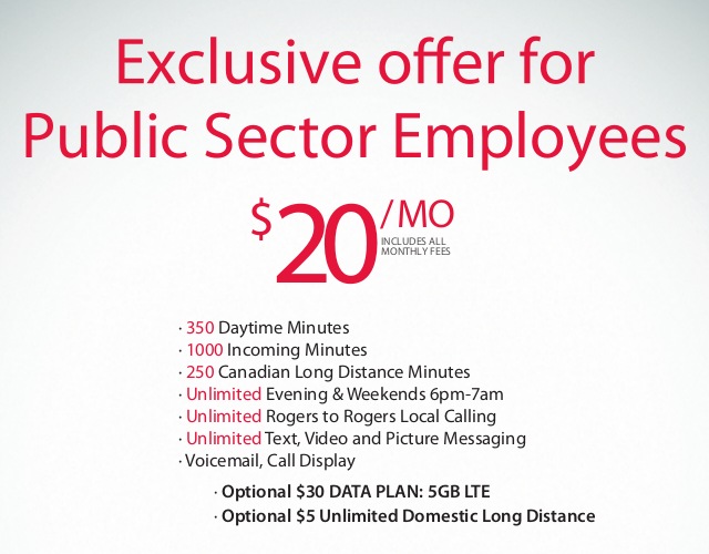 Rogers' Exclusive Offer