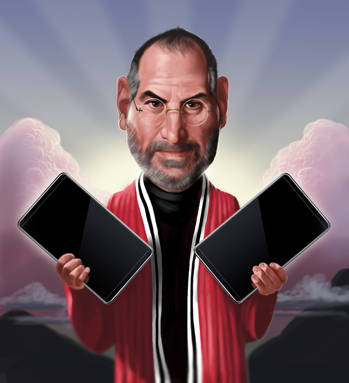 Jobs as Moses