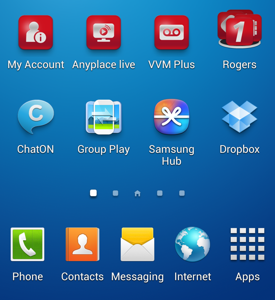 Rogers ROM 1
