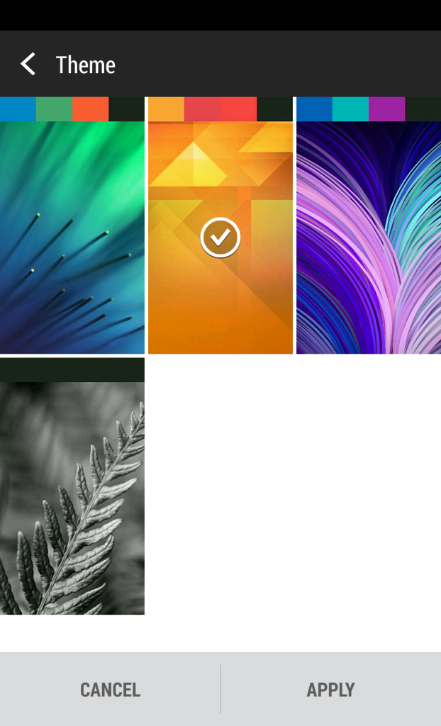 Bell M8 Themes