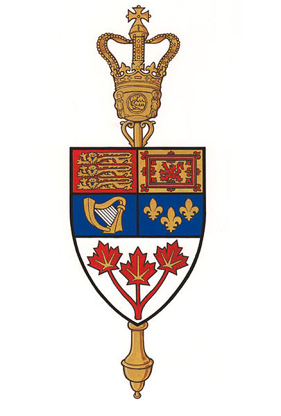 Crest of the Senate of Canada