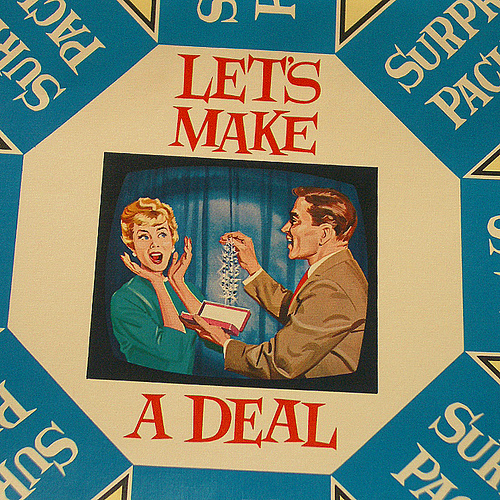 Let's Make a Deal Board Game