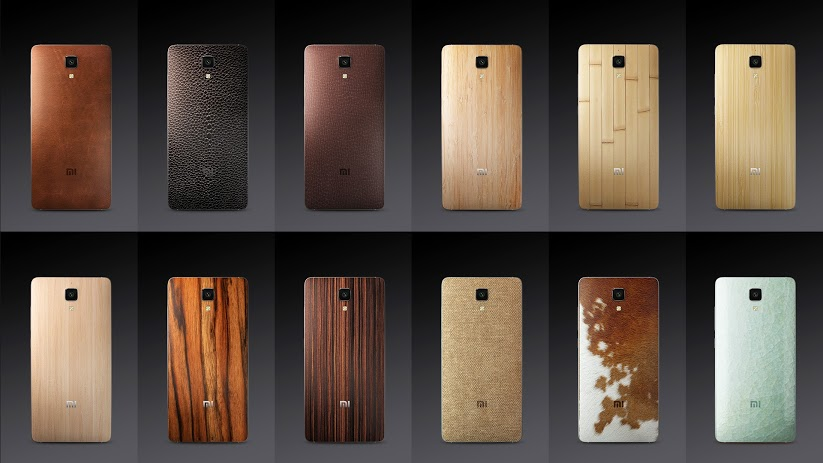 Mi4 Back Covers