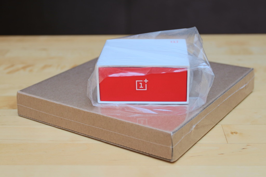 OnePlus One Boxed