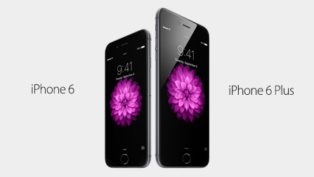 Introducing iPhone 6 and 6 Plus