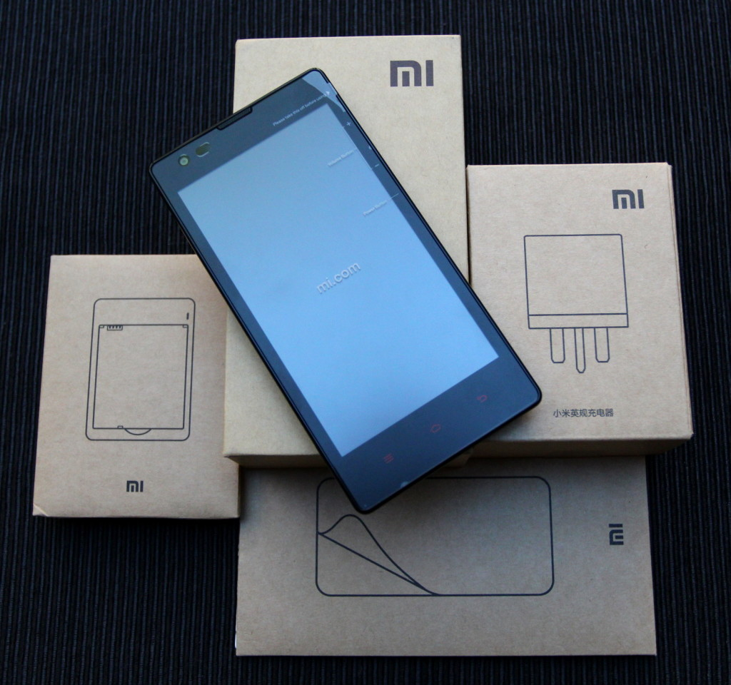Redmi 1S (with boxes)
