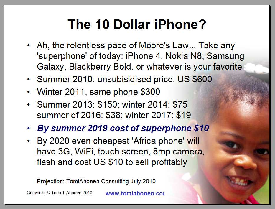 The $10 iPhone