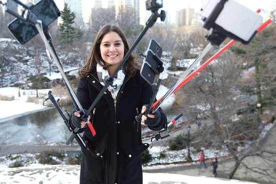 WSJ Selfie Stick Report