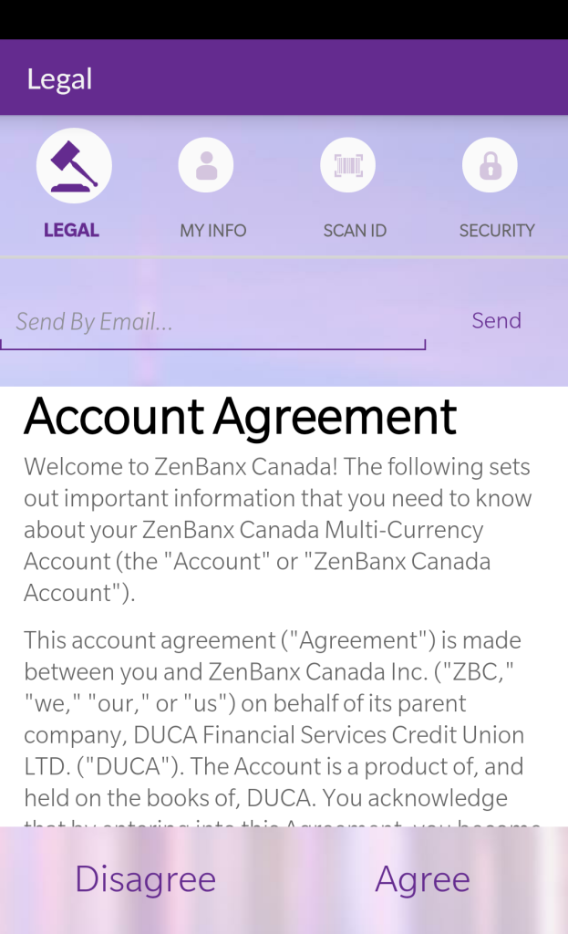 ZenBanx Legal