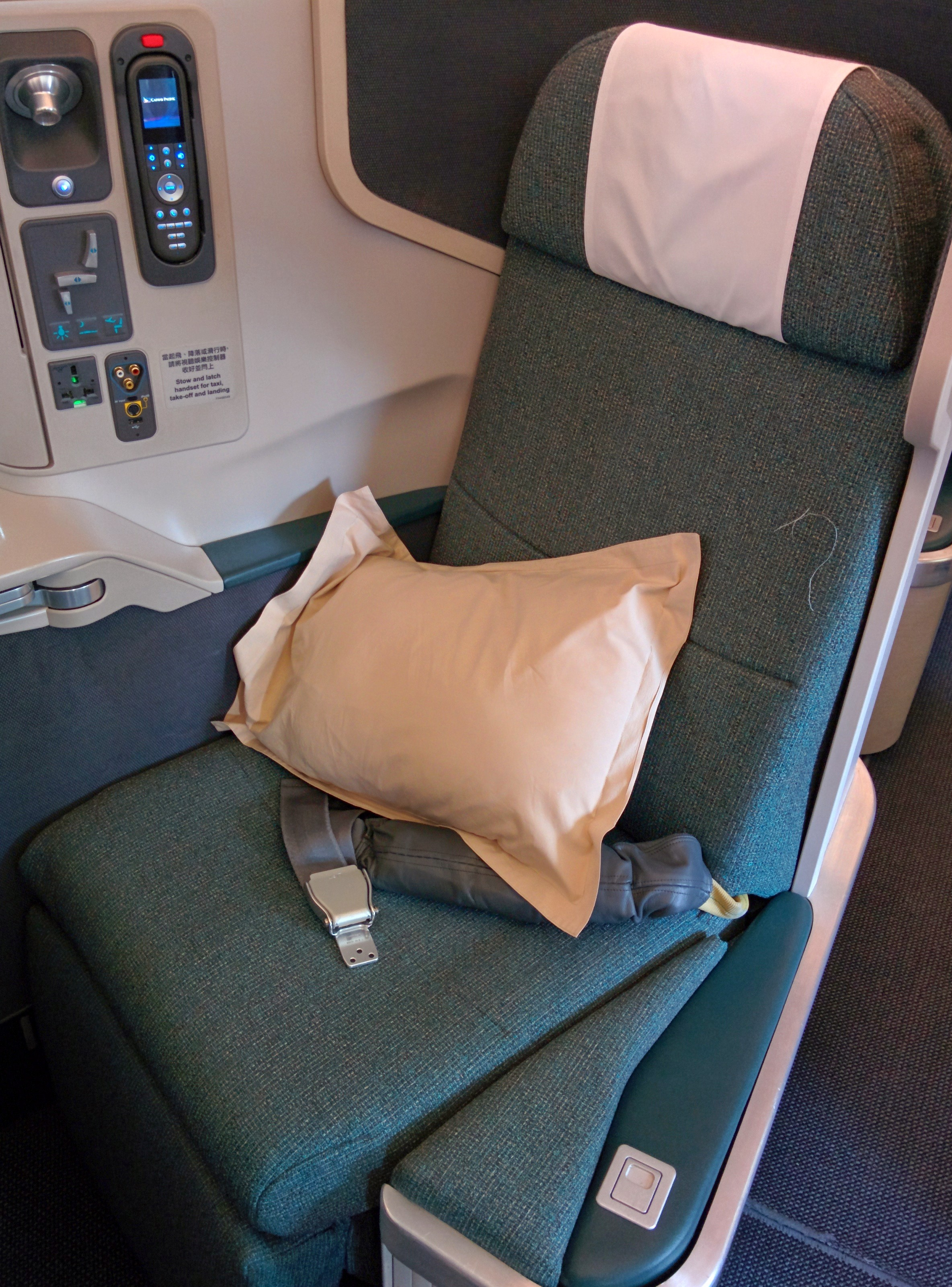 CX Long Haul J Seat
