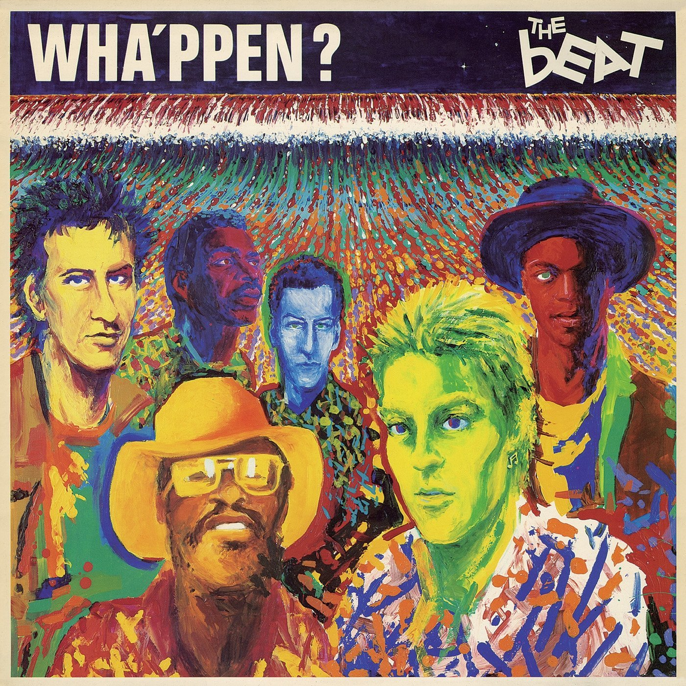 English Beat - Wha'ppen