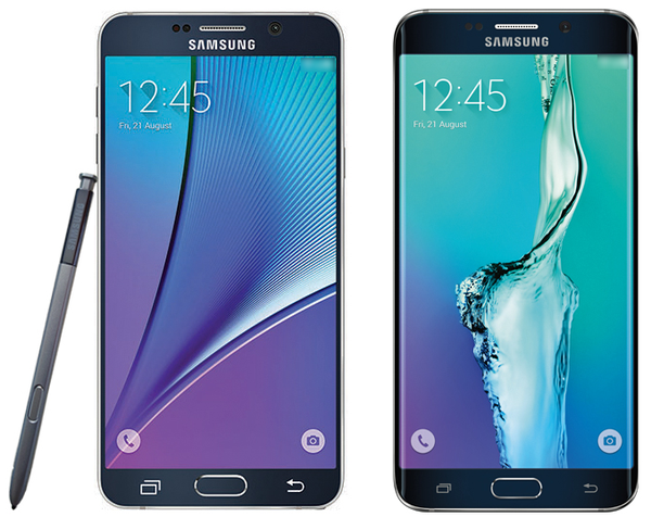 Galaxy Note 5 & Galaxy S6 Edge Plus