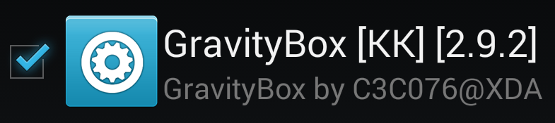 Who Needs a Custom ROM with GravityBox? – acurrie me